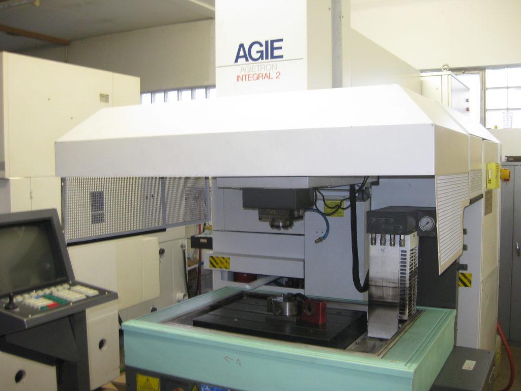 AGIE, Präzisionsmaschinen