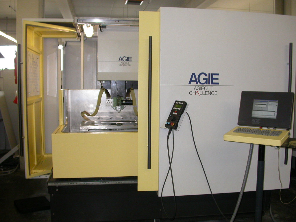 AGIE-Evolution3 hochgenauen Drahterosionsmaschinen