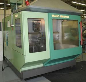 Maschinenpark Maho MH 600 E CNC-Fräsmaschine