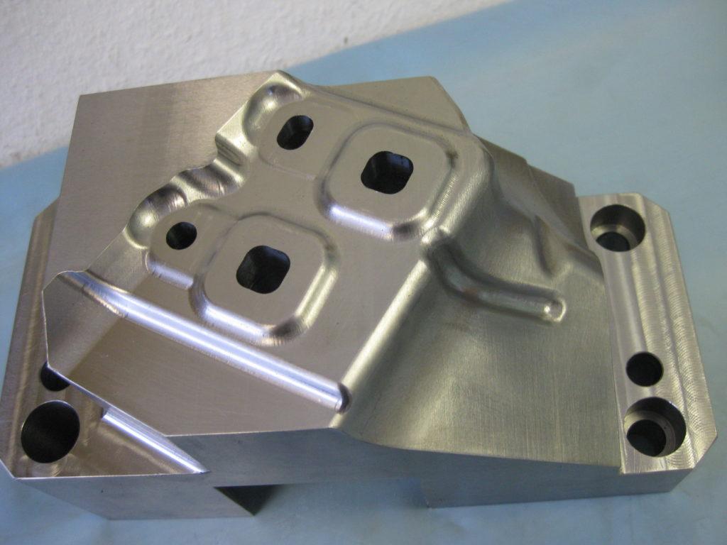CNC Fräsen Werkstück