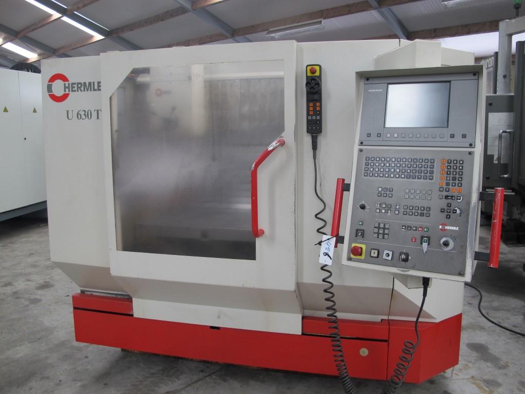 Lohnbearbeitung - Frästeilen auf  BAZ / Fräsen auf CNC-Bearbeitungszentren